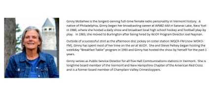 ginny mcgehee hall of fame