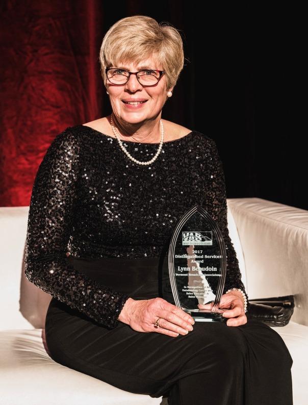 lynn beaudoin award