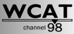 WCAT channel 98 logo