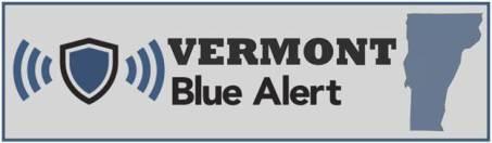 VT BLU Alert logo