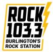 Rock 1033 logo