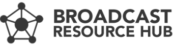 broadcasters resource hub Logo